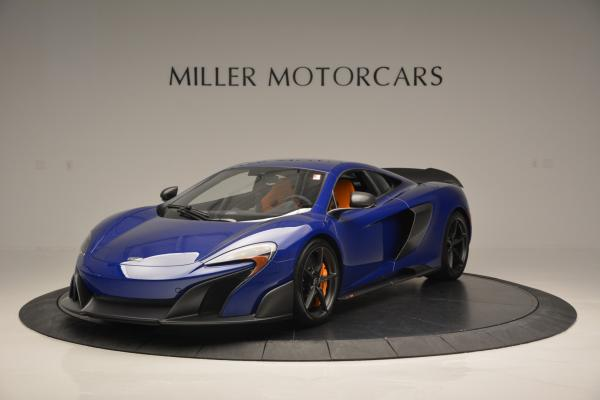 Used 2016 McLaren 675LT Coupe for sale $235,900 at Bugatti of Greenwich in Greenwich CT 06830 2