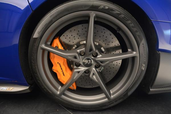 Used 2016 McLaren 675LT Coupe for sale Sold at Bugatti of Greenwich in Greenwich CT 06830 20