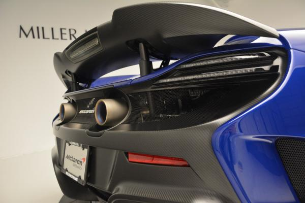Used 2016 McLaren 675LT Coupe for sale Sold at Bugatti of Greenwich in Greenwich CT 06830 25