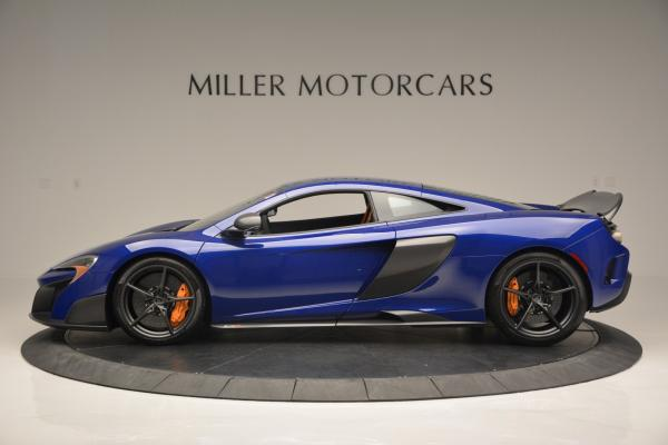 Used 2016 McLaren 675LT Coupe for sale $235,900 at Bugatti of Greenwich in Greenwich CT 06830 3