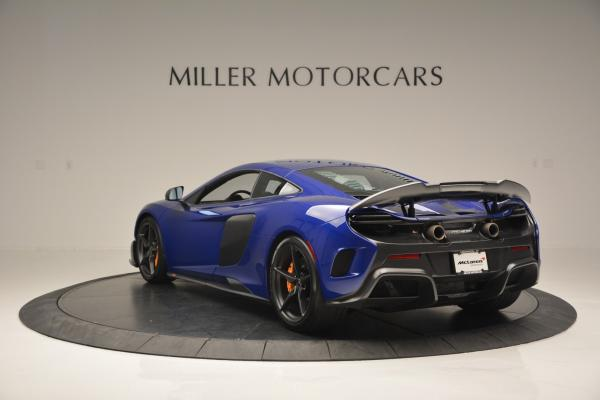 Used 2016 McLaren 675LT Coupe for sale $235,900 at Bugatti of Greenwich in Greenwich CT 06830 5
