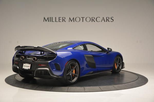 Used 2016 McLaren 675LT Coupe for sale Sold at Bugatti of Greenwich in Greenwich CT 06830 7