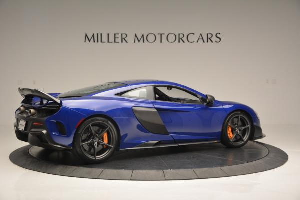 Used 2016 McLaren 675LT Coupe for sale Sold at Bugatti of Greenwich in Greenwich CT 06830 8