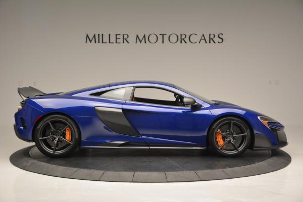Used 2016 McLaren 675LT Coupe for sale $235,900 at Bugatti of Greenwich in Greenwich CT 06830 9