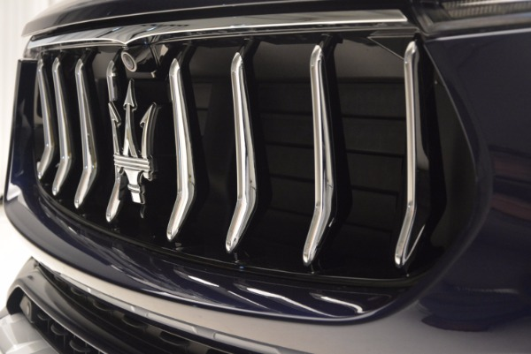 Used 2017 Maserati Levante S for sale Sold at Bugatti of Greenwich in Greenwich CT 06830 16