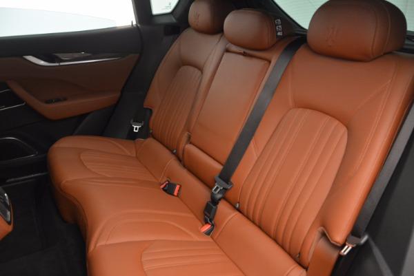 Used 2017 Maserati Levante S for sale Sold at Bugatti of Greenwich in Greenwich CT 06830 25