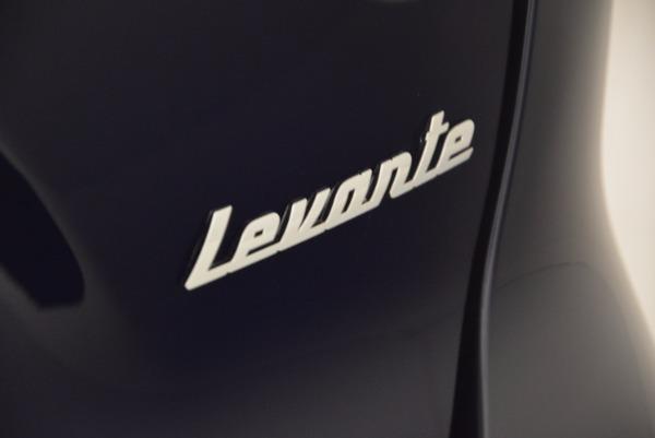 Used 2017 Maserati Levante S for sale Sold at Bugatti of Greenwich in Greenwich CT 06830 7