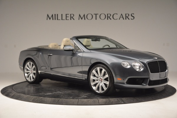 Used 2014 Bentley Continental GT V8 for sale Sold at Bugatti of Greenwich in Greenwich CT 06830 11