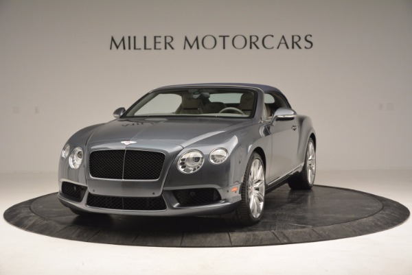 Used 2014 Bentley Continental GT V8 for sale Sold at Bugatti of Greenwich in Greenwich CT 06830 13