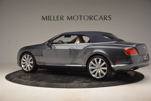 Used 2014 Bentley Continental GT V8 for sale Sold at Bugatti of Greenwich in Greenwich CT 06830 16