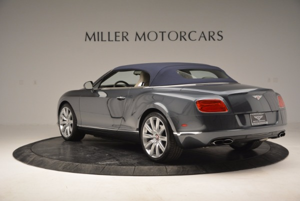 Used 2014 Bentley Continental GT V8 for sale Sold at Bugatti of Greenwich in Greenwich CT 06830 17