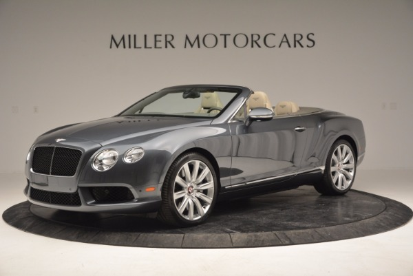 Used 2014 Bentley Continental GT V8 for sale Sold at Bugatti of Greenwich in Greenwich CT 06830 2