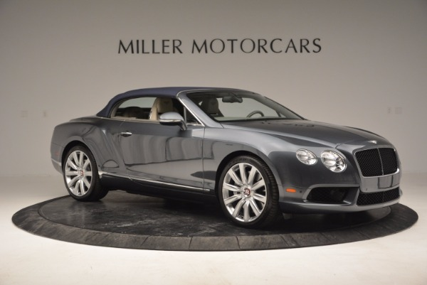 Used 2014 Bentley Continental GT V8 for sale Sold at Bugatti of Greenwich in Greenwich CT 06830 23