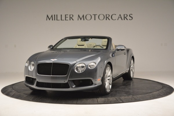 Used 2014 Bentley Continental GT V8 for sale Sold at Bugatti of Greenwich in Greenwich CT 06830 1