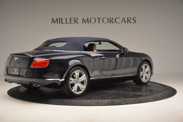 Used 2014 Bentley Continental GT V8 for sale Sold at Bugatti of Greenwich in Greenwich CT 06830 20