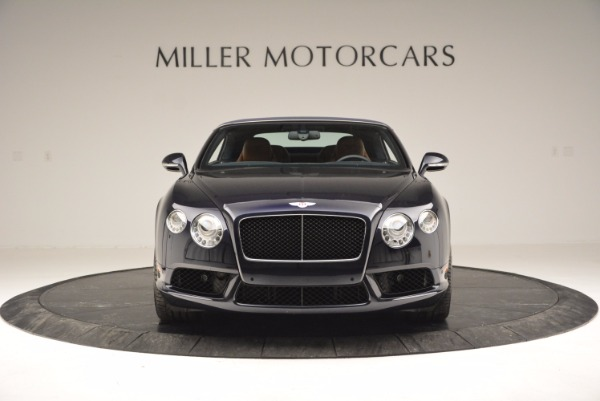 Used 2014 Bentley Continental GT V8 for sale Sold at Bugatti of Greenwich in Greenwich CT 06830 24