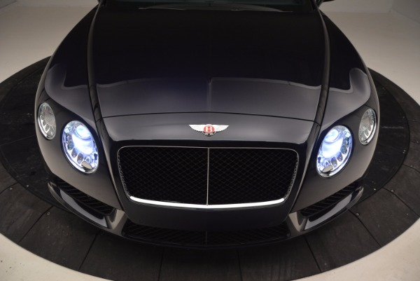 Used 2014 Bentley Continental GT V8 for sale Sold at Bugatti of Greenwich in Greenwich CT 06830 27