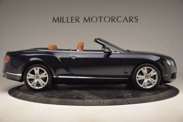 Used 2014 Bentley Continental GT V8 for sale Sold at Bugatti of Greenwich in Greenwich CT 06830 9
