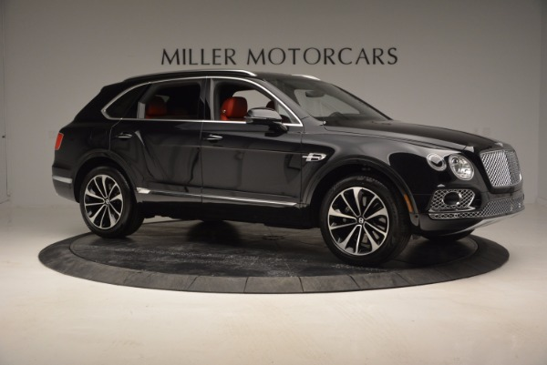 New 2017 Bentley Bentayga for sale Sold at Bugatti of Greenwich in Greenwich CT 06830 10