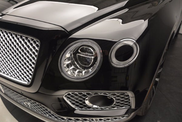 New 2017 Bentley Bentayga for sale Sold at Bugatti of Greenwich in Greenwich CT 06830 14