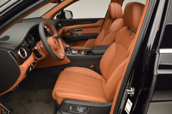 New 2017 Bentley Bentayga for sale Sold at Bugatti of Greenwich in Greenwich CT 06830 26