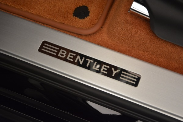 Used 2017 Bentley Bentayga for sale Sold at Bugatti of Greenwich in Greenwich CT 06830 27