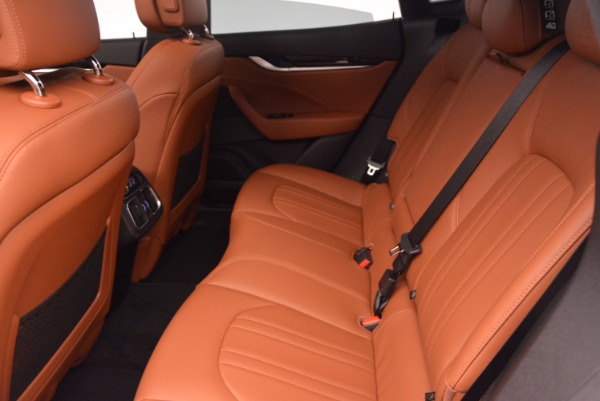 New 2017 Maserati Levante for sale Sold at Bugatti of Greenwich in Greenwich CT 06830 17