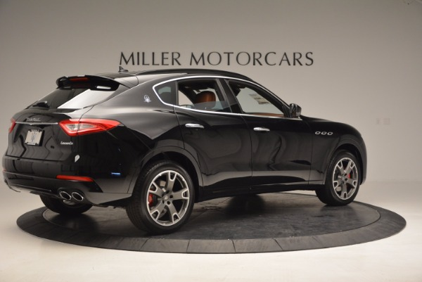 New 2017 Maserati Levante for sale Sold at Bugatti of Greenwich in Greenwich CT 06830 8