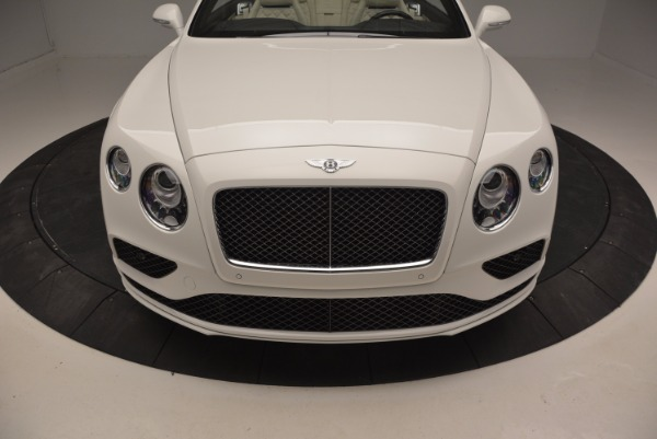 New 2017 Bentley Continental GT Speed Convertible for sale Sold at Bugatti of Greenwich in Greenwich CT 06830 25