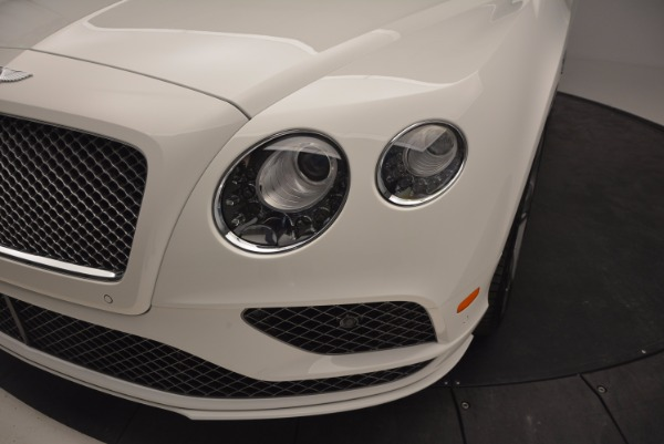 New 2017 Bentley Continental GT Speed Convertible for sale Sold at Bugatti of Greenwich in Greenwich CT 06830 26