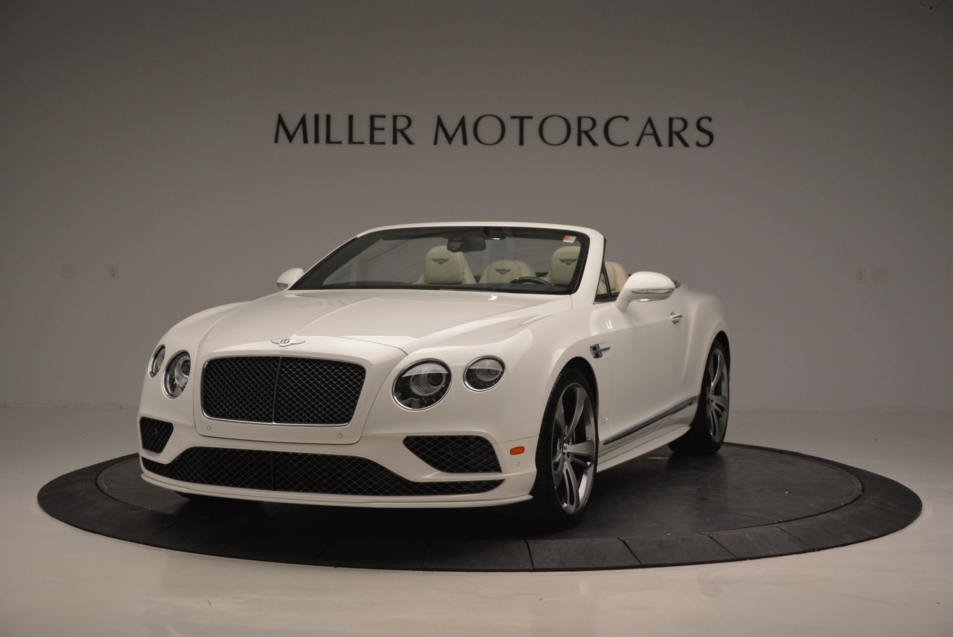 New 2017 Bentley Continental GT Speed Convertible for sale Sold at Bugatti of Greenwich in Greenwich CT 06830 1