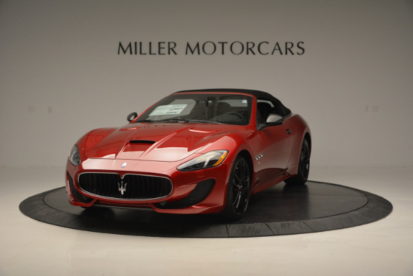 New 2017 Maserati GranTurismo Sport Special Edition for sale Sold at Bugatti of Greenwich in Greenwich CT 06830 2