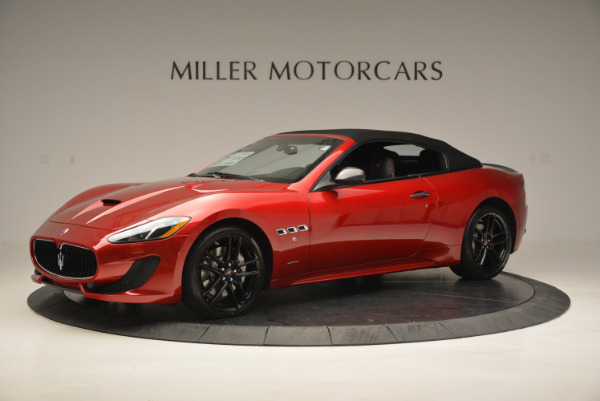 New 2017 Maserati GranTurismo Sport Special Edition for sale Sold at Bugatti of Greenwich in Greenwich CT 06830 4