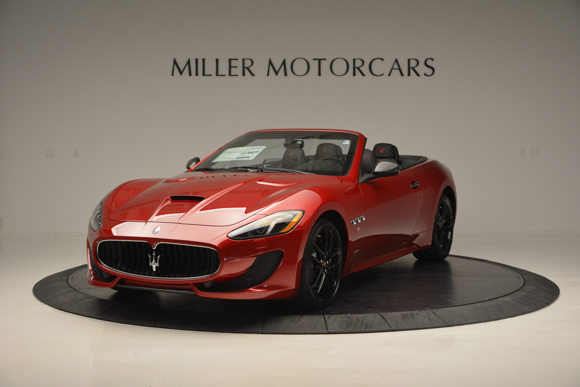 New 2017 Maserati GranTurismo Sport Special Edition for sale Sold at Bugatti of Greenwich in Greenwich CT 06830 1