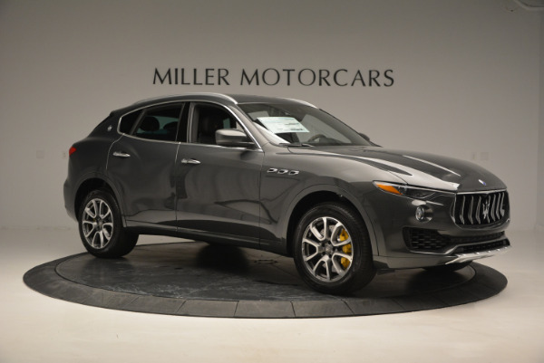 Used 2017 Maserati Levante S Ex Service Loaner for sale Sold at Bugatti of Greenwich in Greenwich CT 06830 10