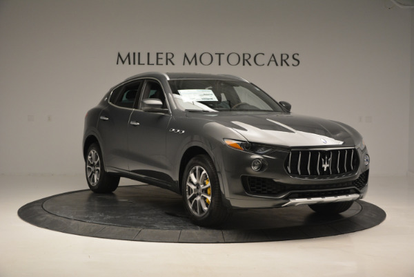 Used 2017 Maserati Levante S Ex Service Loaner for sale Sold at Bugatti of Greenwich in Greenwich CT 06830 11
