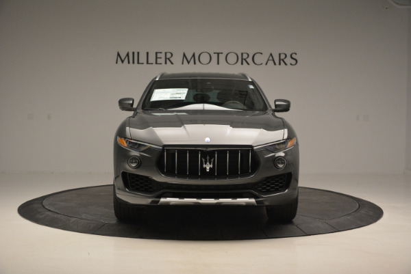 Used 2017 Maserati Levante S Ex Service Loaner for sale Sold at Bugatti of Greenwich in Greenwich CT 06830 12