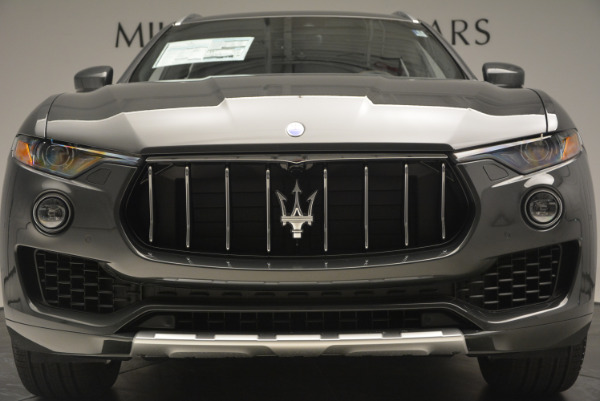 Used 2017 Maserati Levante S Ex Service Loaner for sale Sold at Bugatti of Greenwich in Greenwich CT 06830 13