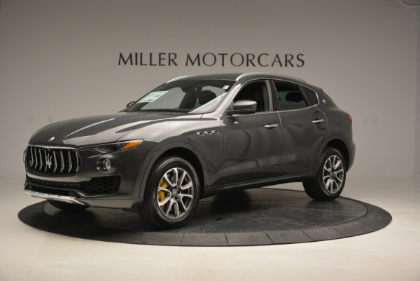 Used 2017 Maserati Levante S Ex Service Loaner for sale Sold at Bugatti of Greenwich in Greenwich CT 06830 2