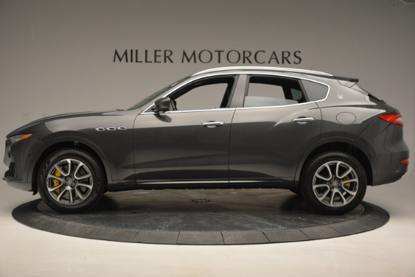 Used 2017 Maserati Levante S Ex Service Loaner for sale Sold at Bugatti of Greenwich in Greenwich CT 06830 3