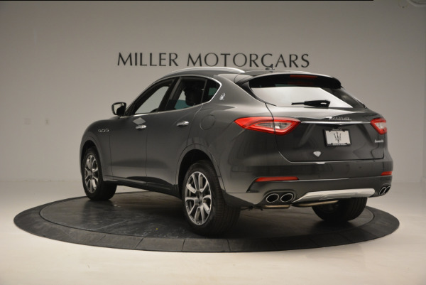 Used 2017 Maserati Levante S Ex Service Loaner for sale Sold at Bugatti of Greenwich in Greenwich CT 06830 5