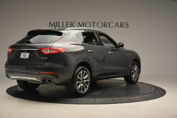 Used 2017 Maserati Levante S Ex Service Loaner for sale Sold at Bugatti of Greenwich in Greenwich CT 06830 7