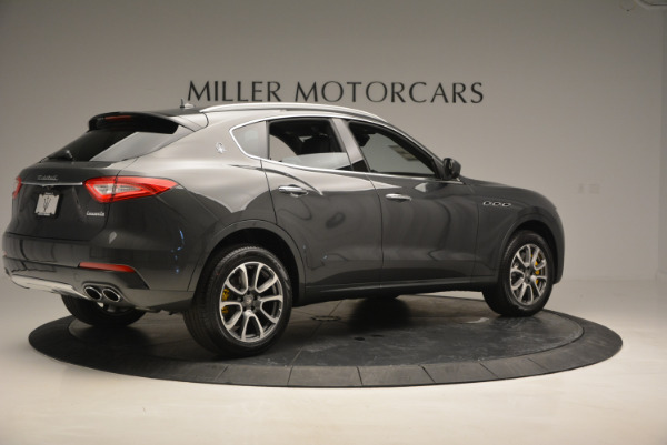 Used 2017 Maserati Levante S Ex Service Loaner for sale Sold at Bugatti of Greenwich in Greenwich CT 06830 8