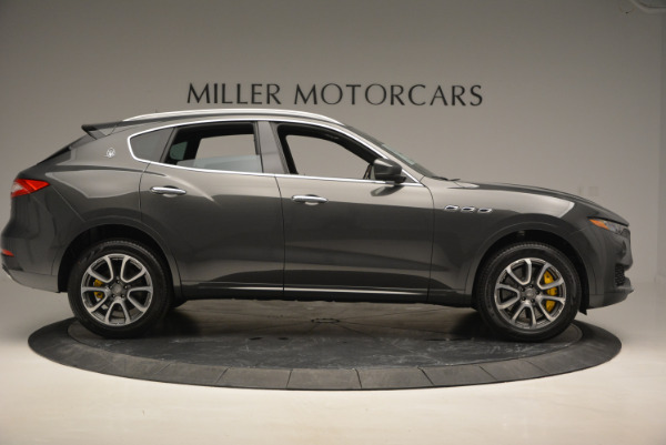 Used 2017 Maserati Levante S Ex Service Loaner for sale Sold at Bugatti of Greenwich in Greenwich CT 06830 9