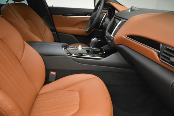New 2017 Maserati Levante for sale Sold at Bugatti of Greenwich in Greenwich CT 06830 22
