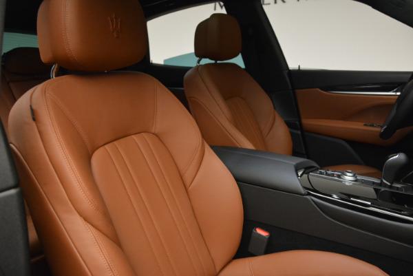 New 2017 Maserati Levante for sale Sold at Bugatti of Greenwich in Greenwich CT 06830 23