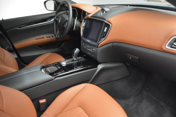 New 2017 Maserati Ghibli S Q4 for sale Sold at Bugatti of Greenwich in Greenwich CT 06830 21