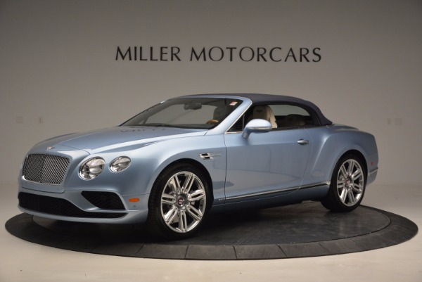 New 2017 Bentley Continental GT V8 for sale Sold at Bugatti of Greenwich in Greenwich CT 06830 14