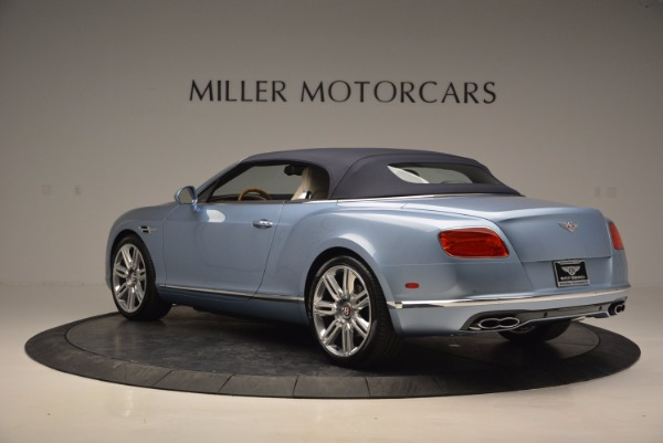New 2017 Bentley Continental GT V8 for sale Sold at Bugatti of Greenwich in Greenwich CT 06830 17