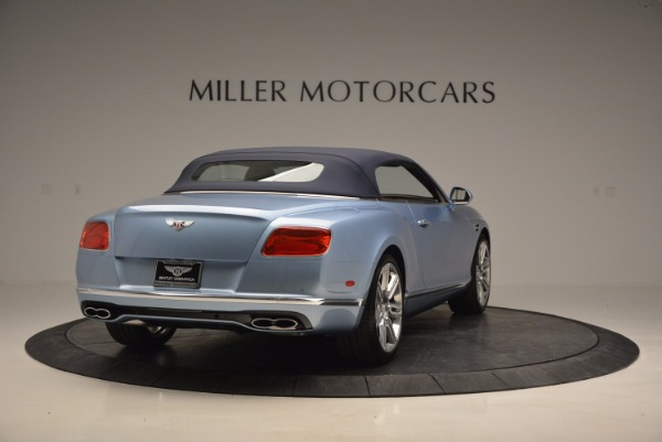 New 2017 Bentley Continental GT V8 for sale Sold at Bugatti of Greenwich in Greenwich CT 06830 19